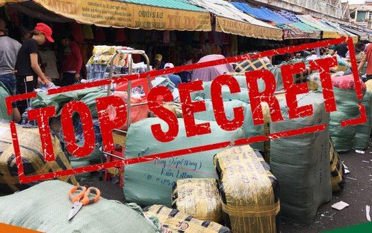 Bật mí nguồn hàng chất lượng tại trung tâm quần áo trẻ em giá sỉ chợ Tân Bình