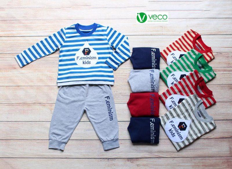 Thời trang trẻ em giá sỉ Veco