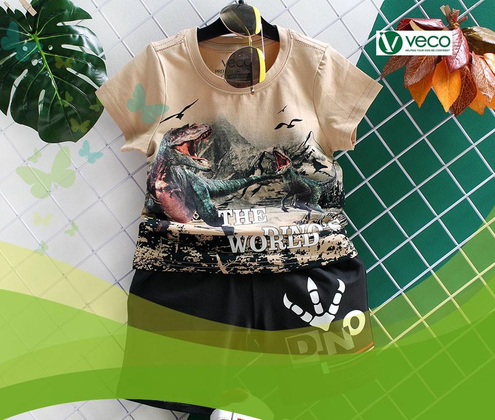 Xu hướng thời trang hàng Tết 2020 cho bé trai-Xưởng thời trang trẻ em giá sỉ Veco